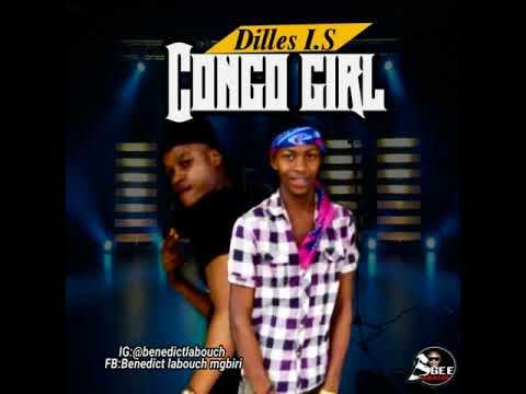 DULLES I.S -  CONGO GIRL (OFFICIAL AUDIO)