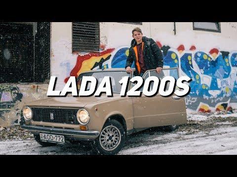LADA 1200S teszt