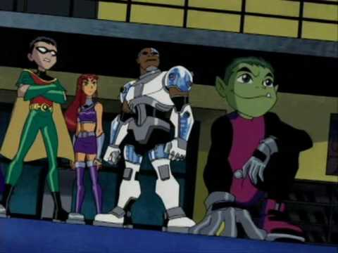 Teen Titans music video The Ladybug Transistor
