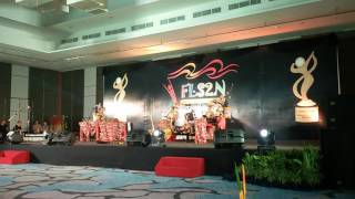 Festival Musik Tradisional FLS2N 2016 Di Manado. - Stafaband