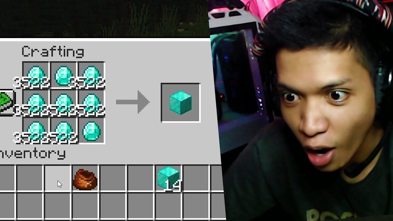 Mencoba GLITCH/BUG HACK Di Minecraft 1.17 Untuk Melihat Apakah Berfungsi