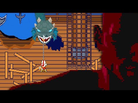 PIXEL OF WAR - COMO SERIA GOD OF WAR NA ERA 8-BITS!?