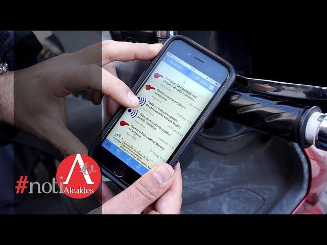 NotiAlcaldes: Inician pruebas de app móvil para informes policiales en 15 municipios