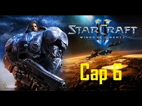 Starcraft 2- Wings of liberty | Capitulo 6 | Minerales contra reloj