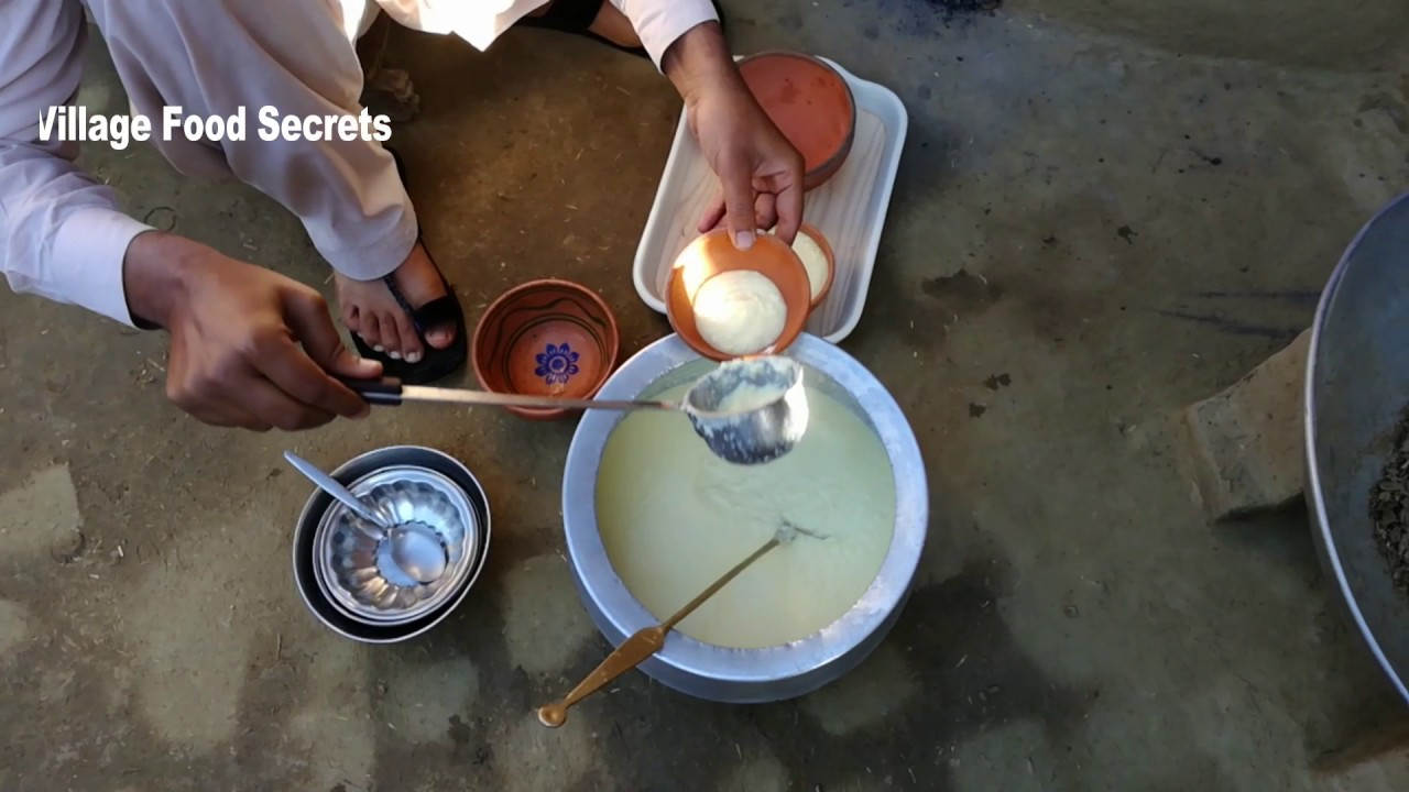 Healthy village food cows first milk after giving birth healthy village food cows first milk after giving birth colostrum milk recipe forumfinder Gallery