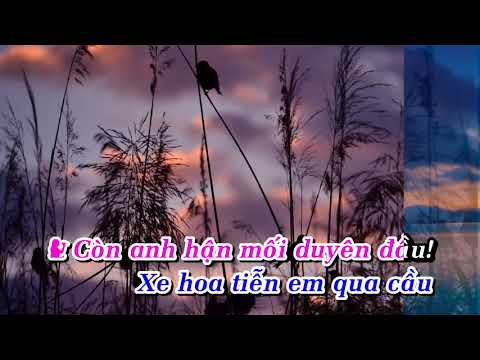 [Karaoke] Đám Cưới Người Ta - Mai Tuấn ft Hoàng Châu