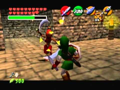 (026) Zelda: OOT Master Quest 100% Walkthrough - The Shiftin