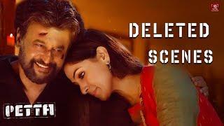 Petta Deleted Scenes | Superstar Rajinikanth | Sun Pictures | Karthik Subbaraj | Anirudh