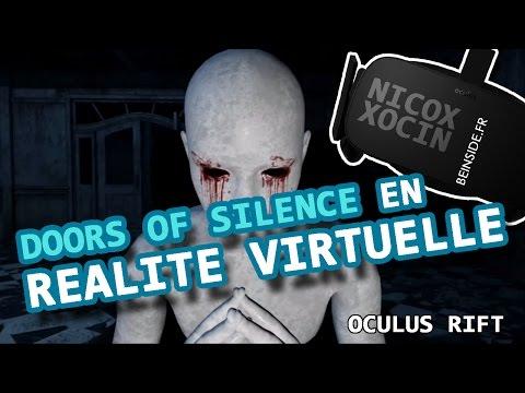 FR - Jeu d'horreur - frayeurs imposées - Oculus Rift DK2 - VR