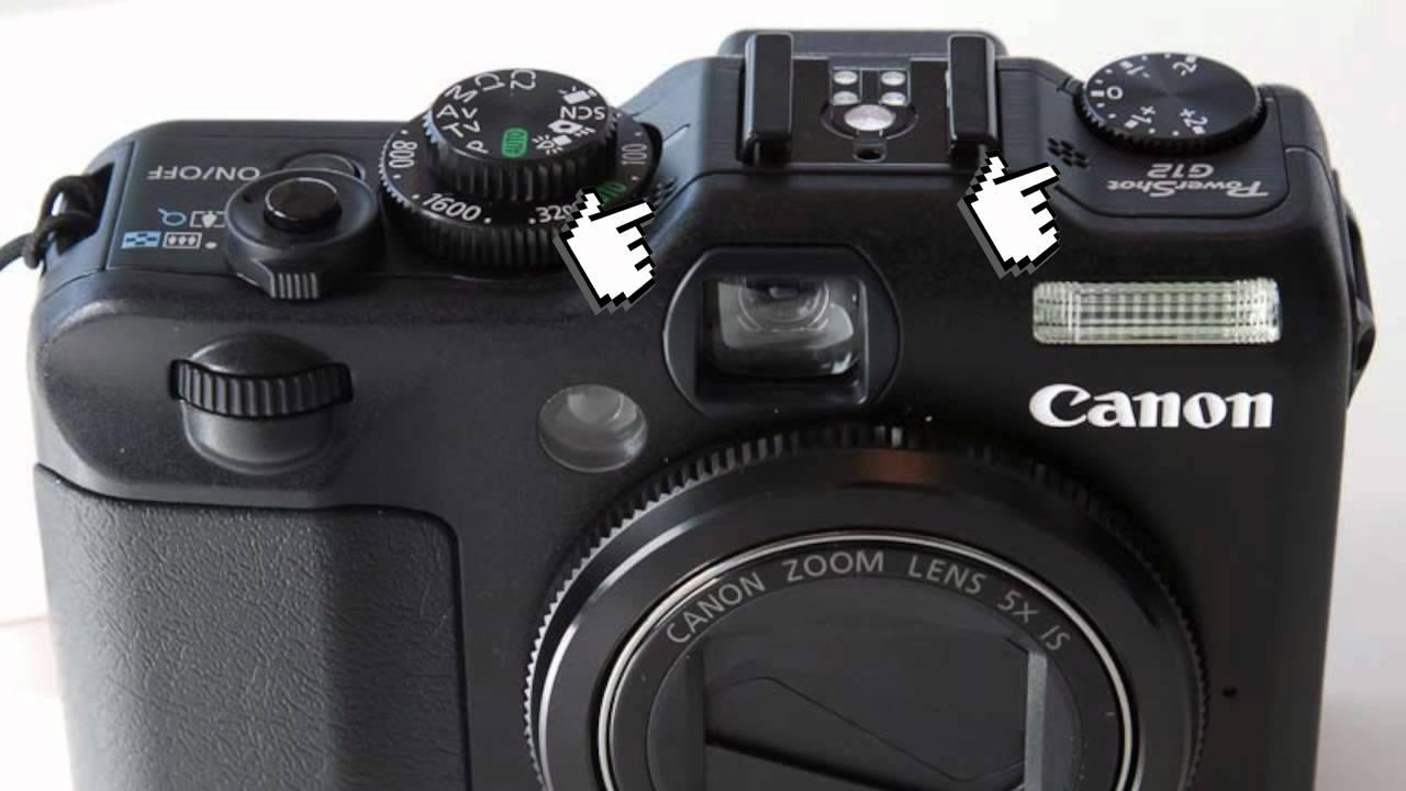 canon powershot g12 tutorial youtube rh youtube com Canon G16 Canon G10 Spec