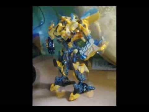 Transformers 74 Camaro Bumblebee Robot Mode Custom - YouTube