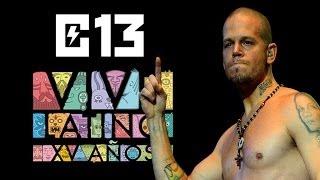 Vive Latino 2014 - Calle 13 - Latinoamérica