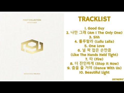 Download SF9 에스에프나인 - 'FIRST COLLECTION' PART 1 FULL ALBUM PLAYLIST Mp4 baru
