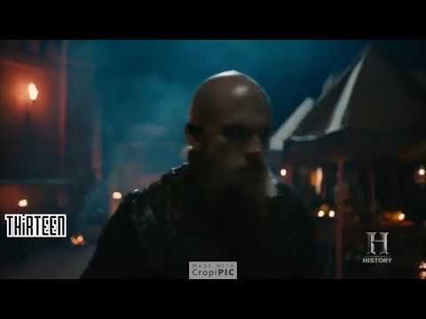 Флоки реакция на Азан 🕌(викинги 4 сезон 16 серия )2017