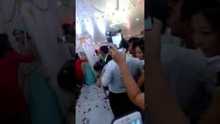 Свадьба моей племянницы Молдир.Мама провожает её в дом жениха.