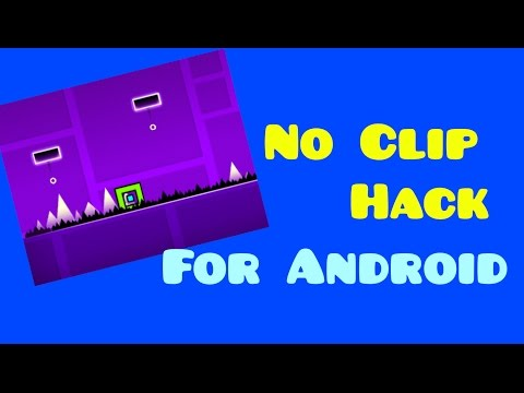 Geometry Dash- No Clip Hack For ANDROID [ROOT]
