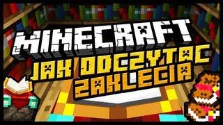 Minecraft: Jak odczytać zaklęcia w stole zaklęć