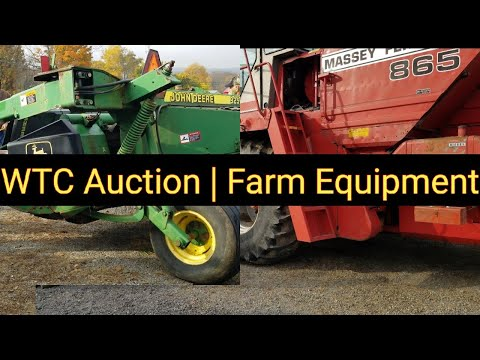 WTC Auction | Farm Equipment