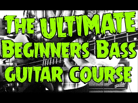 The Ultimate Beginners Guitar Course