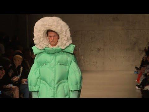 China steps into New York Fashion Week breach
