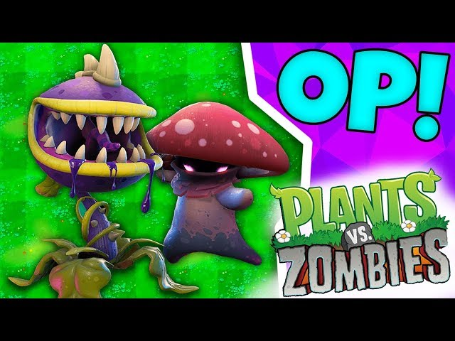 Plants vs Zombies | THE MOST OVERPOWERED CHARACTER