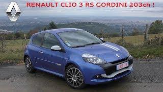 Renault CLIO 3 RS Gordini 203ch !