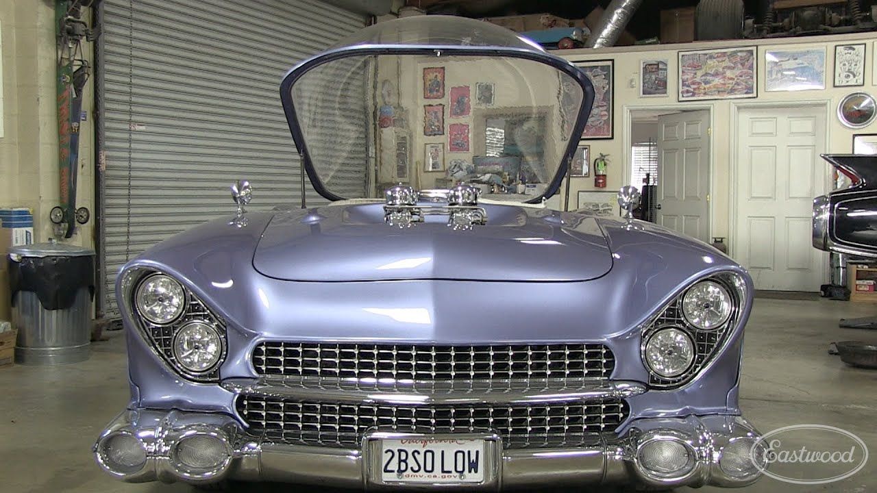 Bubble Car Beatnik - 1955 Ford at Chopit Kustom in Orange County ...