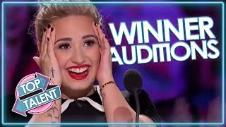 WINNERS FIRST AUDITIONS | Including Rak Su, Sacred Riana and MORE! | Top Talent thumbnail