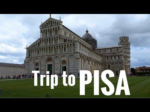 PISA, Italy | HIGHLIGHTS 🏛️🎨