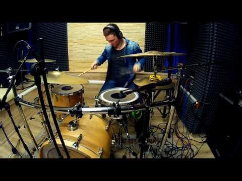 whitecube - Escape II (drum cover by Arseny Burikov)