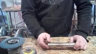 видео Нержавеющие трубы и круги. Металлопрокат из нержавейки.