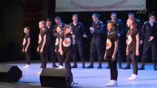 видео Команда КВН из Смоленска прошла в финал Кубка министра обороны