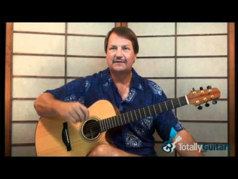 The Ballad Of Jesse James - Guitar Lesson Preview