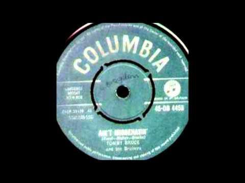 Tommy Bruce & The Bruisers ( UK) 1960-Ain't Misbehavin' -EMI Columbia -- 45-DB 4453.