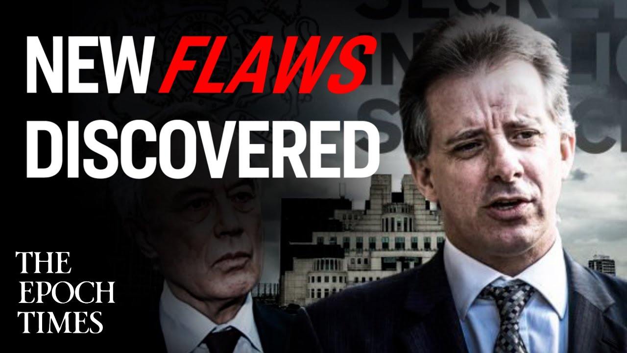 New Flaws in Infamous Dossier Discovered