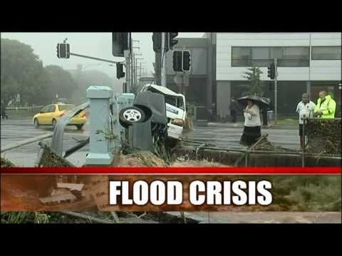 11-1-11 QLD Flood News Report (CH.7 Melbourne)