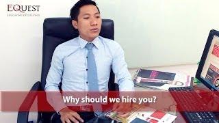 Vlog 3 - Trả lời phỏng vấn xin việc bằng tiếng Anh