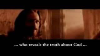 اللقطة التي لم يراها أحد من فيلم الام المسيح تشهد بنبوة محمد