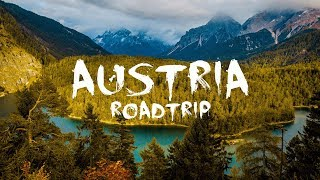 Austria Roadtrip from Tirol to Vienna 2017