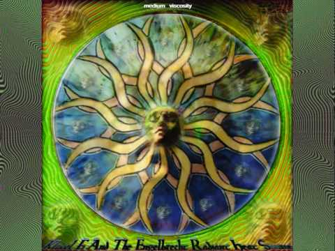 Psychedelic Album Cover Art (Rail Vette) - YouTube  Psychedelic Alb...