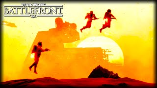 The Beauty of the Jump Pack : STAR WARS Battlefront