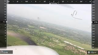 2018-05-18 Biggin Hill Landung