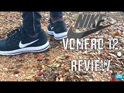 NIKE VOMERO 12 REVIEW
