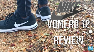 NIKE VOMERO 12 REVIEW