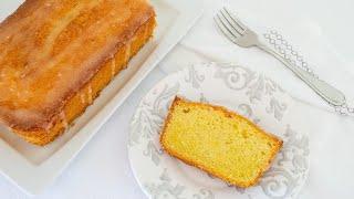 Queque de Limón (Lemon Drizzel Cake)