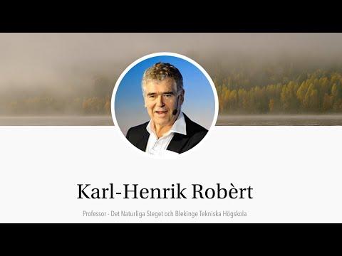 Karl-Henrik Robèrt: Att planera systematiskt för hållbarhet