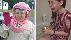 Die traurige Geschichte des Mädchens mit einer Sonnenallergie