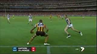 afl best goals of 2012
