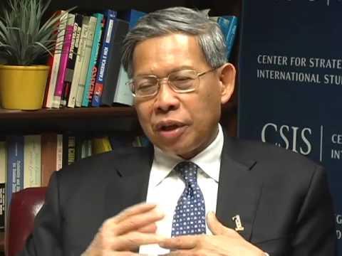 Video Interview Ernest Bower Interviews The Hon  Datuk Seri Mustapa Mohamed