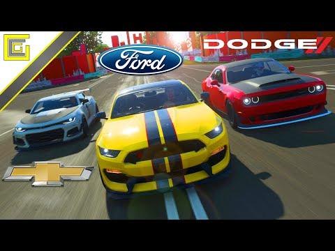 DAS MINI-MARKENDUELL! I Forza Horizon 4 Car Pass #034 thumbnail